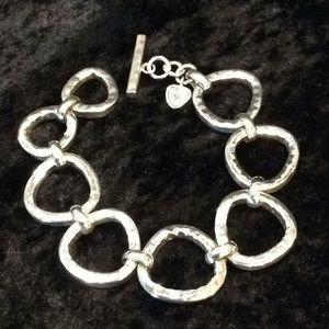 Silpada Silver Rush Bracelet